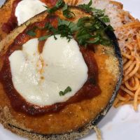 Eggplant Parmesan in the Air Fryer