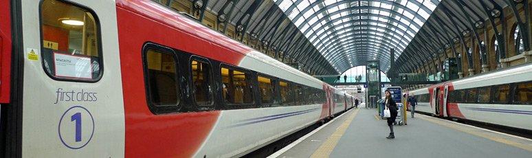 King S Cross Heathrow Trains