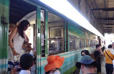 Exporail car at Nanuoya