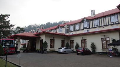 Grand Hotel at Nuwara Eliya