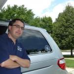 Darren Qunell, Certified Child Passenger Safety Technician