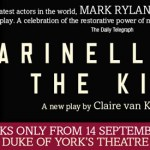 Tickets for Farinelli and the king