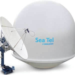 Sea Tel 6004 Satellite TV