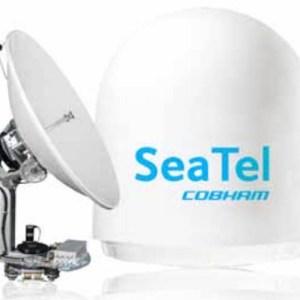 Sea Tel 80 TV