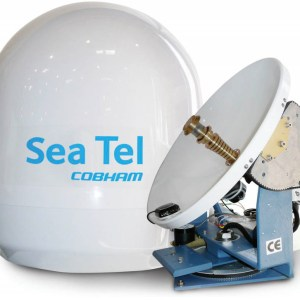 Sea Tel Coastal 18 Satellite TV