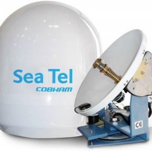 Sea Tel Coastal 18 Satellite TV