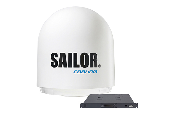 SAILOR 900 VSAT High Power