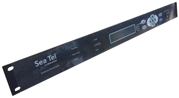 Front Panel Assy, DAC-2202