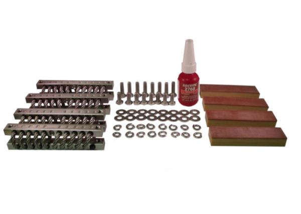 Replace. Kit, wire rope isolatr, 6006RZA,6009,ST60