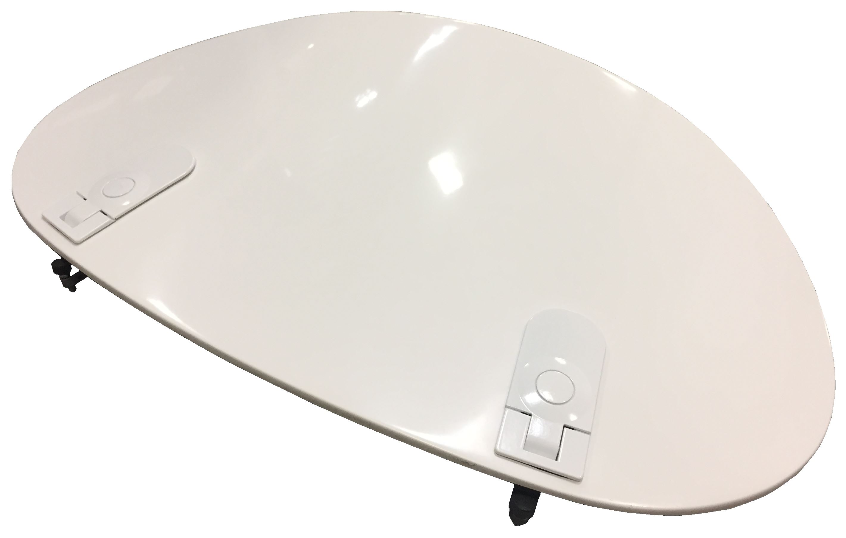 Radome Door ASSY, 60 IN, STD, White