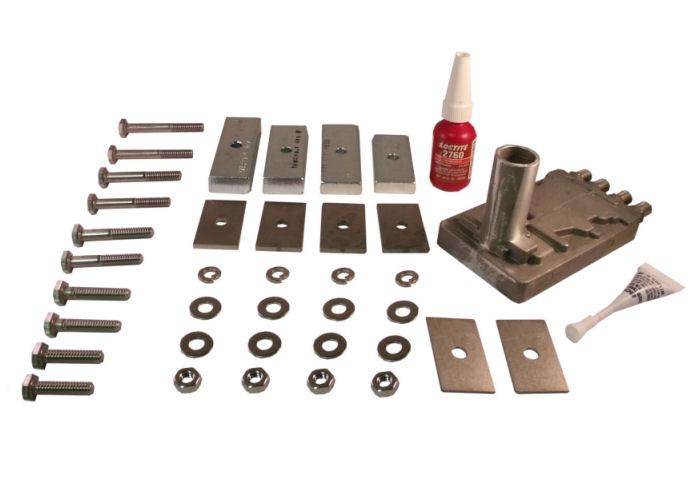 Replacement kit, Quad LNB, 97/00