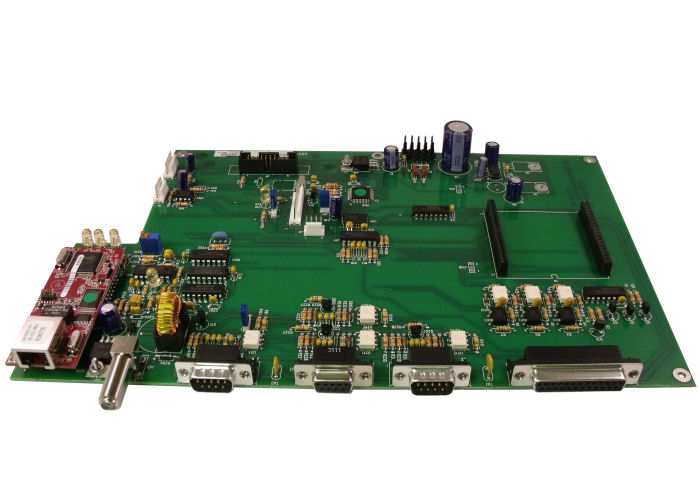 Replacement kit, DAC-2X02, motherboard PCB