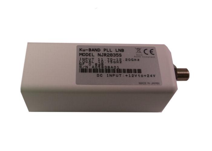 Replace Kit, LNB, NJRC,11.70 to 12.20 GHZ, PLL, F