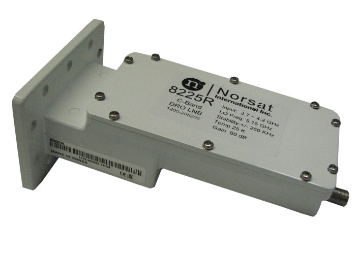 LNB, C-BAND Kit, DRO, 8225RF