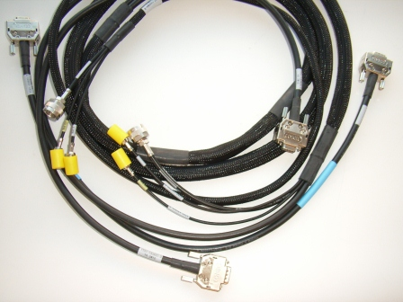 Cable Sleeving Assy F/VSAT 900