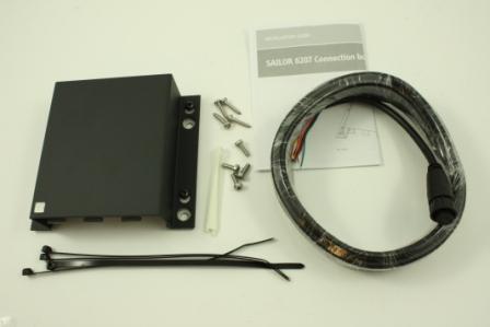 Conn. Box F/ Parallel handset