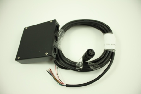 Conn. Box SAILOR 6209 Inc. ACC Cable 5M Female
