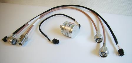 Bottom Cable Kit SAILOR 900B,Ka,Ku 100GX/100SatTV