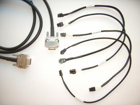 Top Cable Kit F/ VSAT 900
