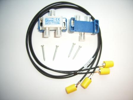 Dual Antenna Solution - Kit