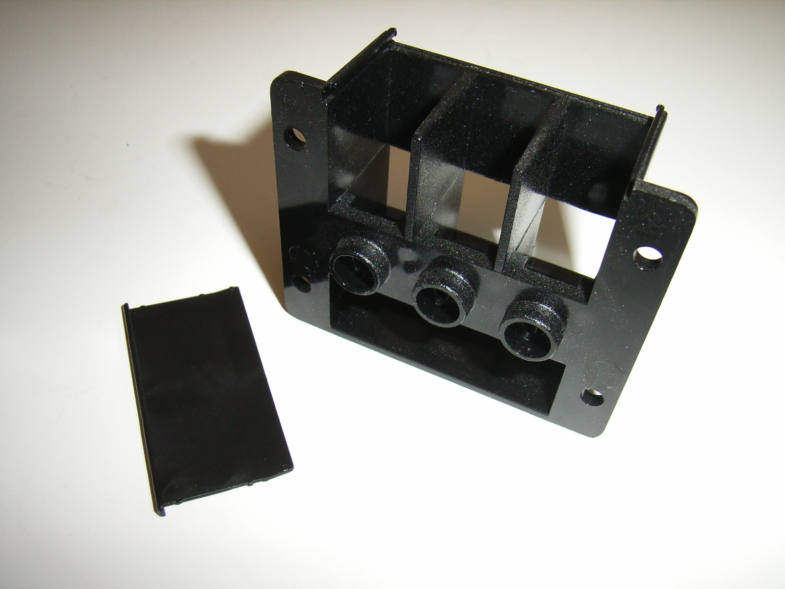 Cover kit for TU power connector