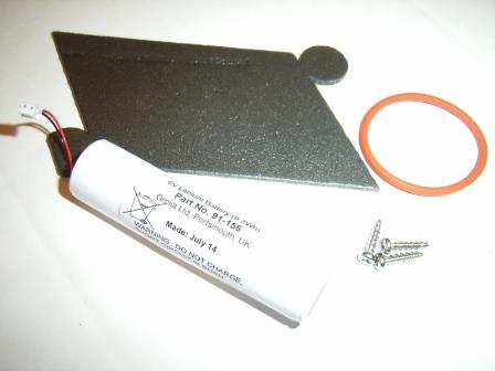 Battery - Kit 5051 AIS SART
