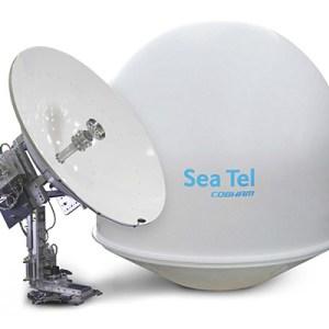 Sea Tel ST60 Satellite TV