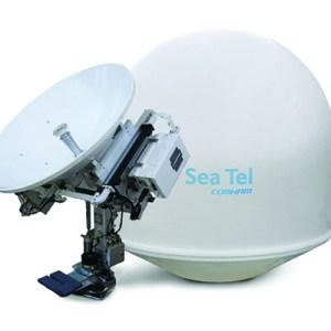 X Band Maritime VSAT