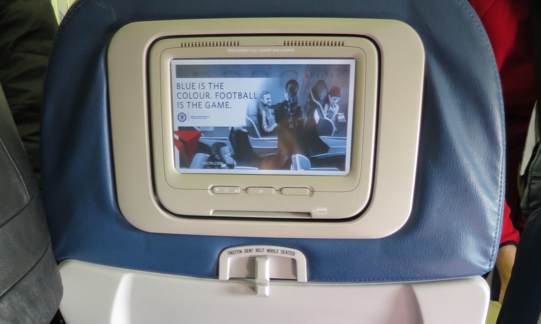 Delta Comfort+ Seat