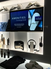 The new amenities...though the kit looks the same as the current ones
