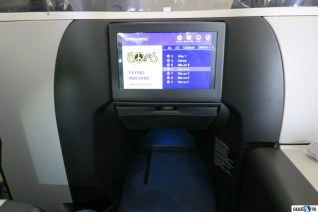The IFE screen