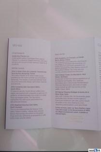 Virgin Atlantic Upper Class wine selections
