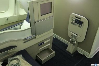 British Airways Business Class Review 747-400 Upper Deck 02