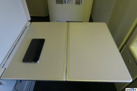 British Airways Business Class Review 747-400 Upper Deck 11