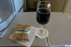 British Airways Business Class Review 747-400 Upper Deck 21