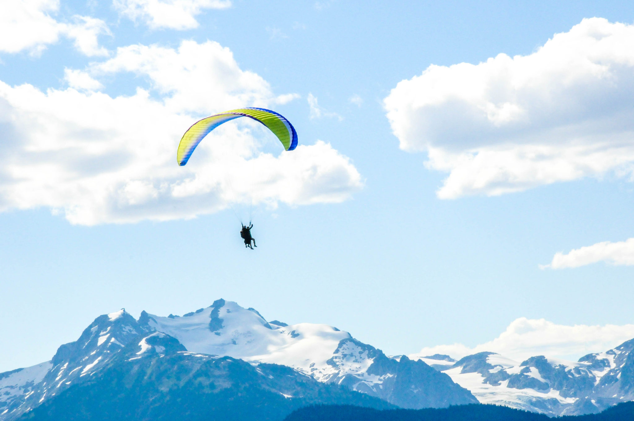 Sea to Sky Paragliding – Paragliding School and tandem