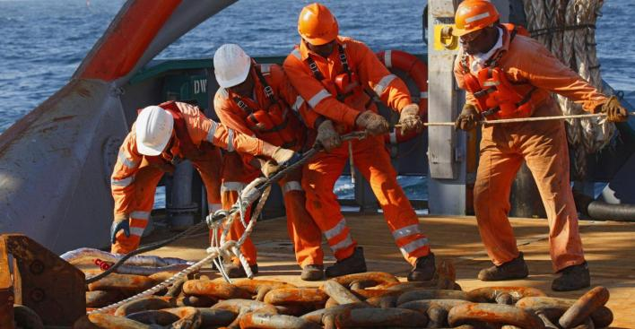 Internet for seafarers: basic right or security breach? | Seatrade Maritime