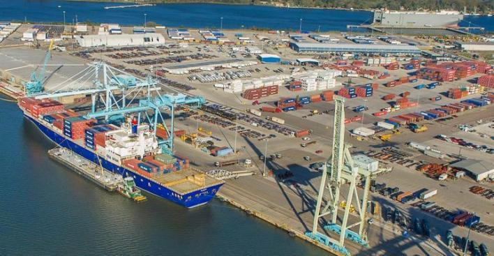 Florida's Jaxport completes $104m berth expansion   Seatrade Maritime