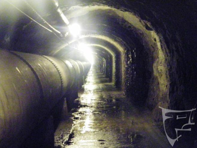 Condotto idraulico Enel Alpe Devero