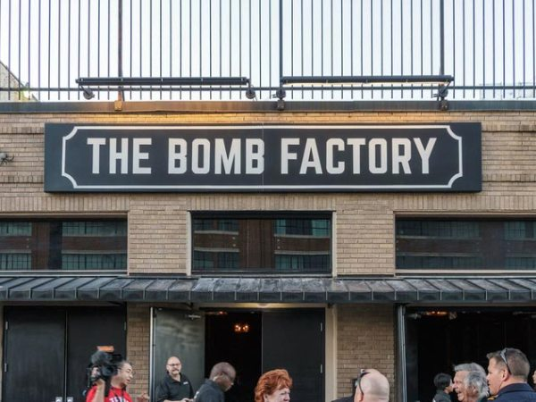 The Bomb Factory Tickets | Box Office | Seating | Concerts ...