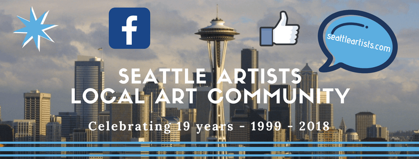 Seattle Artists Facebook Group
