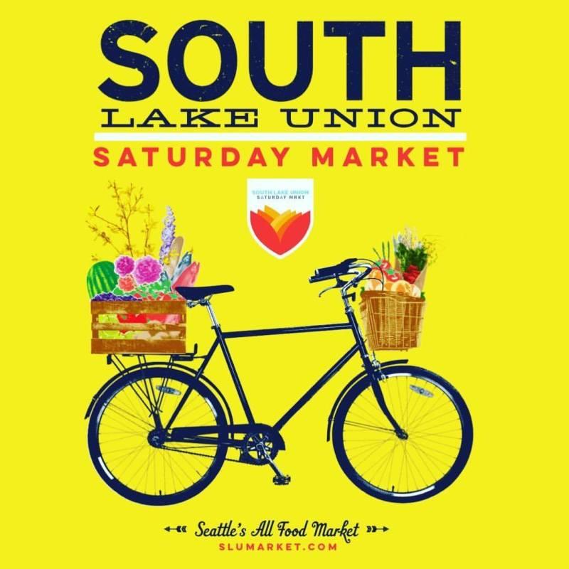 Seattle South Lake Union Saturday Market