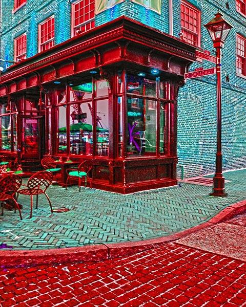 """""""Charm City"""" by Charles Talkoff"""