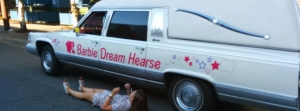Barbie Dream Hearse