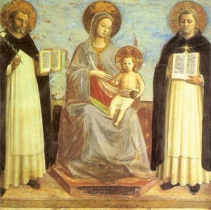 A Christmas Card From Fra Angelico Seattle Catholic