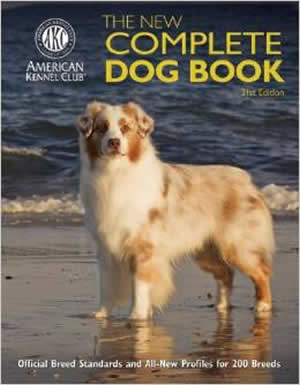 AKC The New Complete Dog Book