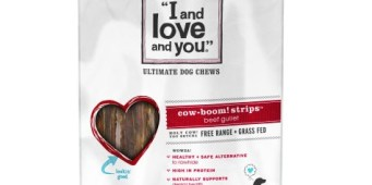 I and Love and You expands dog treat recall