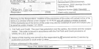 Judge issues restraining order against Furever Homes rescue director Sharon Gold