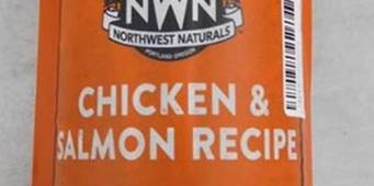 Northwest Naturals Pet Food Recall