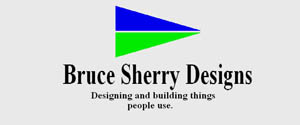 Img of Bruce Sherry Designs Logo